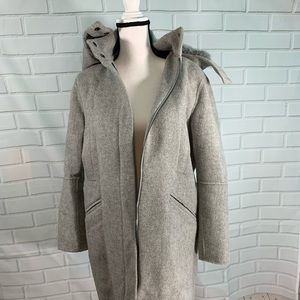 🤗  90%  Wool 😺 Vince Coat 🧥😄 size ax's
